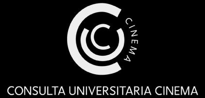 CUC • CONSULTA UNIVERSITARIA DEL CINEMA